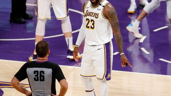 Exit dreigt voor titelverdediger LA Lakers na nederlaag in Phoenix