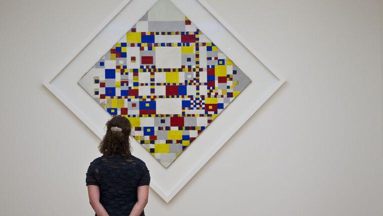Het Fonds Beeldende Kunst, Vormgeving en Bouwfonds ging op in het Mondriaanfonds Beeld null