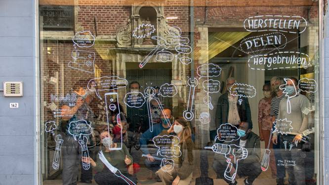 """Leuven neemt pioniersrol op in circulaire economie: """"We willen alle kostbare materialen zoveel mogelijk hergebruiken"""""""