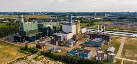Extinction Rebellion voert actie tegen komst biomassacentrale Diemen