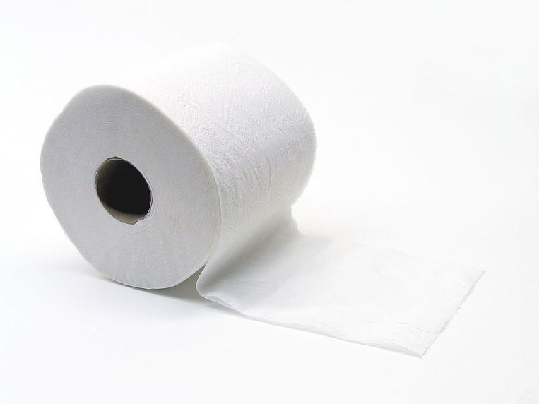 Toiletpapier, op een vreemde manier een centraal element in ons bestaan. Beeld rv