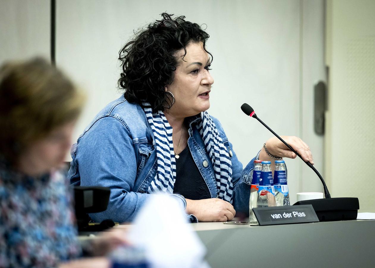 Caroline van der Plas (BBB) tijdens het Kamerdebat over de invoering van een vaccinatiepaspoort voor evenementen.