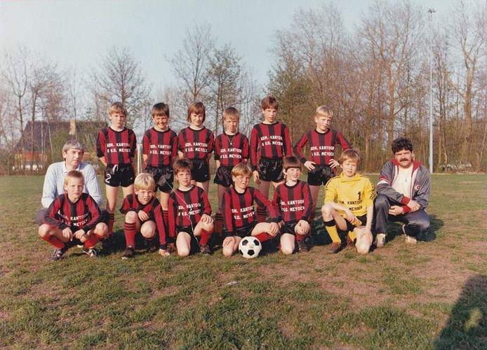 Wie was de beste van het Terneuzen E1 toen Barry van der Hooft erin speelde?