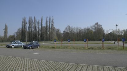 Carpoolparking staat zo goed als leeg