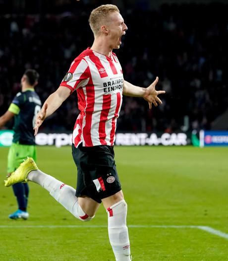 Doelpuntenmaker Baumgartl wil na Sporting ook van Ajax winnen: 'Zelfde als Bayern tegen Dortmund'