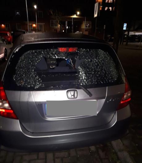 Auto-inbreker op heterdaad betrapt in Helmond