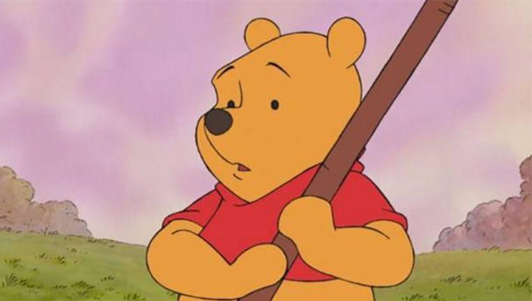 Winnie de Pooh Beeld Disney