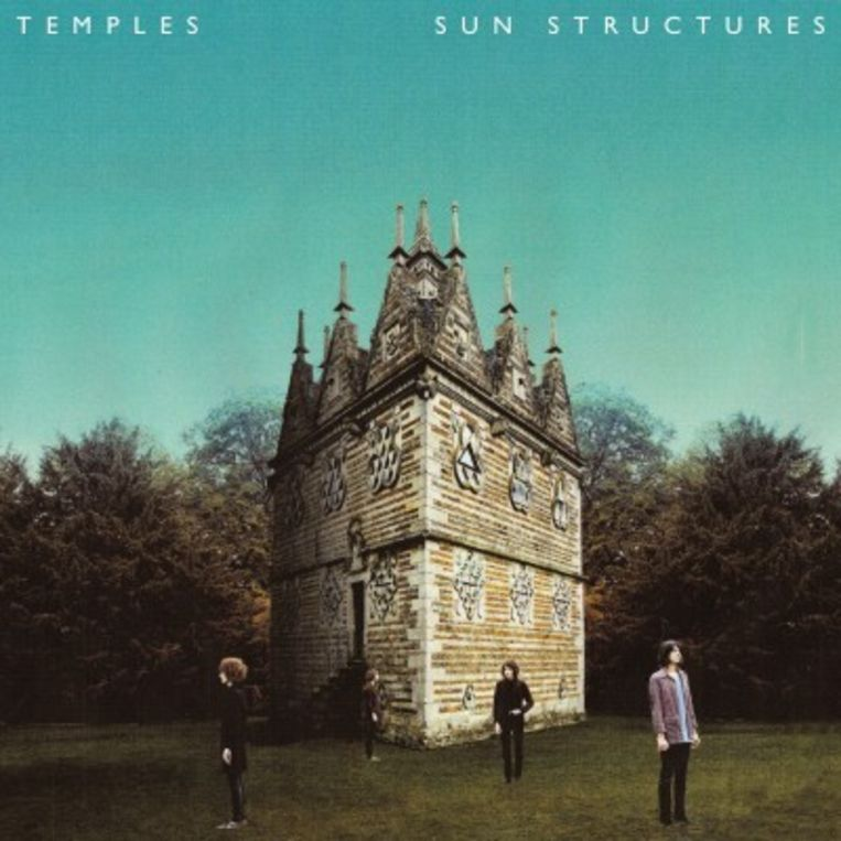 null Beeld Albumhoes Sun Structures