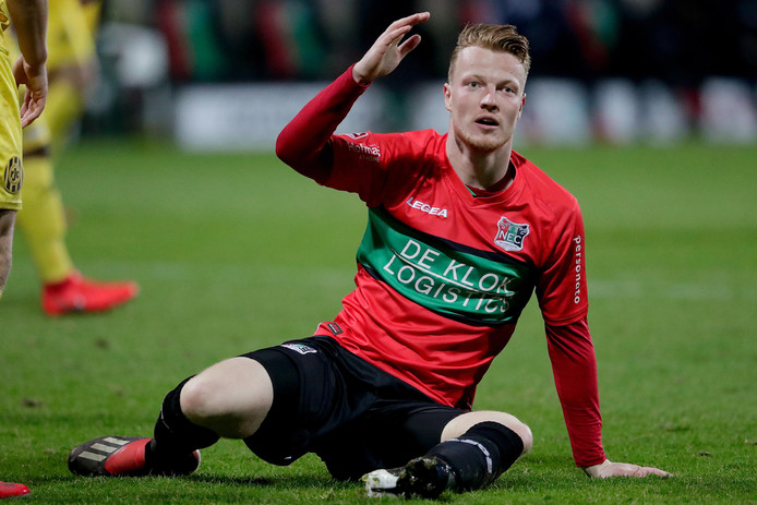 NEC-speler Ferdy Druijf.