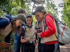 Per app planten en dieren speuren op Kalmthoutse Heide