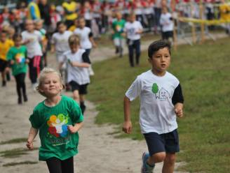 Geen scholenveldloop door corona, wel scholenloopweek als alternatief