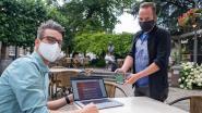 Lierse ICT'er Jeroen Pets steekt online registratieplatform voor horeca in mekaar