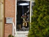 Man ontsnapt met twee kinderen aan woningbrand in Tilburg