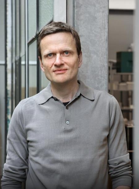 Architect Philippe Viérin van NoAarchitects.