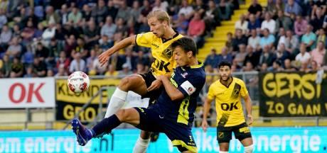 Helmond Sport weer terug op aarde: 'Iedereen deed maar wat, het ging nergens over'
