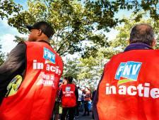 Schipholwerkers eisen einde aan gegoochel: 'Worden tegen elkaar uitgespeeld'