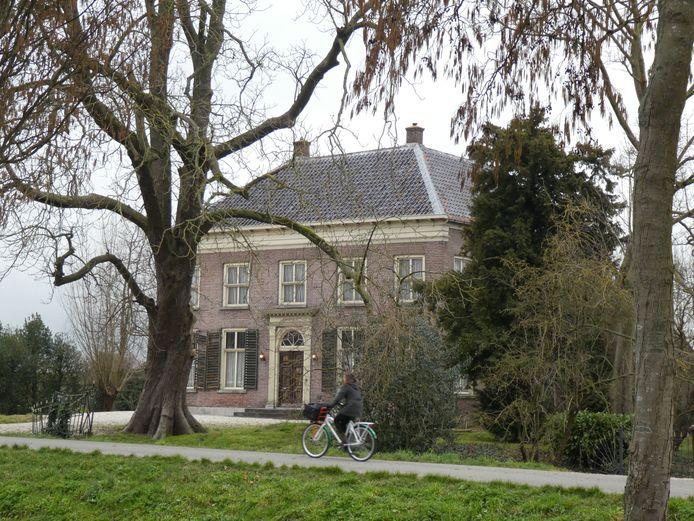 Het rijksmonument Zeldenrust in Benschop.