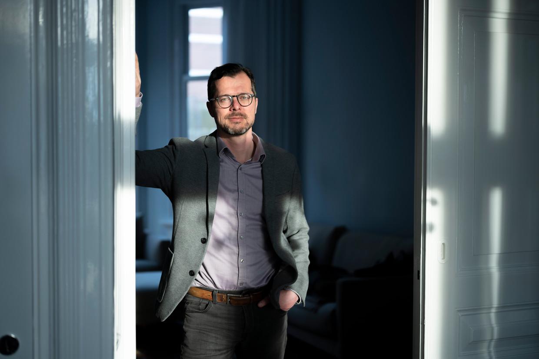 Christian Lange, hoogleraar Arabische en islamitische studies.