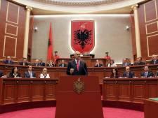 Edi Rama nouveau Premier ministre de l'Albanie