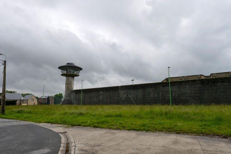 De gevangenis van Lantin.