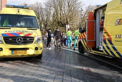 Fietsster gewond na aanrijding op Academiesingel in Breda
