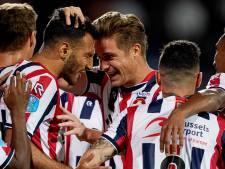 Rake rebound Pavlidis genoeg voor Willem II tegen slap VVV