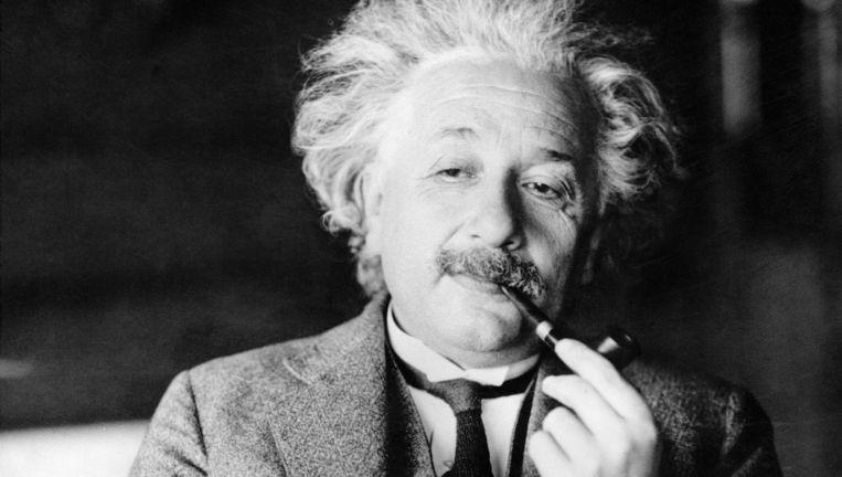 Bijna exact honderd jaar nadat het werd voorspeld door Einstein volgt bevestiging over zwaartekrachtgolven. Beeld ap