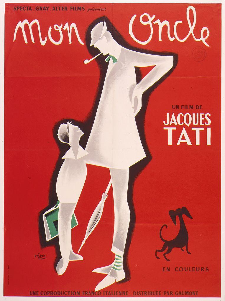 Mon oncle, 1958. Beeld EYE film museum