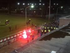 Twee supporters uit Helmond aangehouden na rellen Helmond Sport – MVV