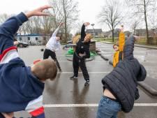 Wintergames in Zwartewaterland om jongeren in beeld te houden in: 'Ze zijn niet meer op straat'
