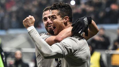 Cristiano Ronaldo en Juventus hebben geen kind aan Sassuolo