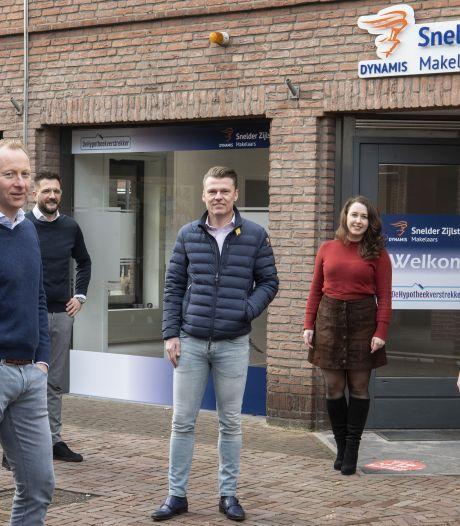 Makelaar en hypotheekverstrekker samen naar Borne: 'Dit dorp is volop in ontwikkeling'