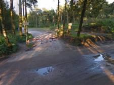 Zandzuigers toch langer in Schaijk, gemeente baalt