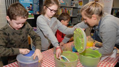 """Overrompeling tijdens verwendagen in bibliotheek: """"Kinderen moeten zich hier thuis voelen"""""""