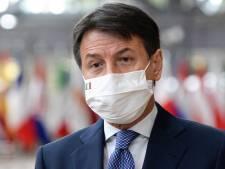 """Nouveau tour de vis en Italie face à la résurgence du Covid-19: """"Nous ne pouvons pas perdre de temps"""""""