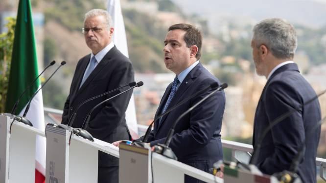 Vijf Zuid-Europese landen vragen om eerlijke verdeling van migranten in EU