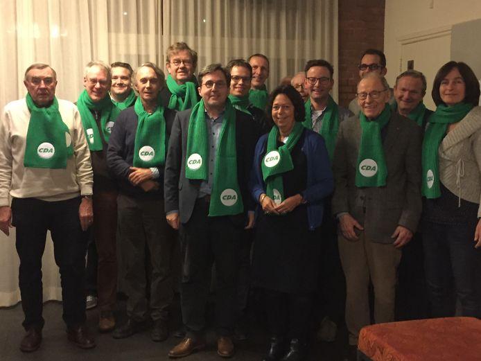 De kandidaten van CDA Wageningen