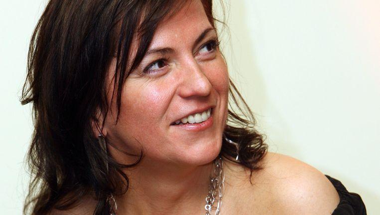 Arabelle Meirlaen is de eerste vrouwelijke Chef van het Jaar. Beeld BELGA
