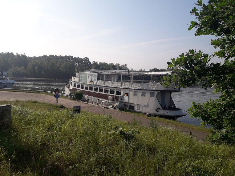 De Pannenkoekenboot in Dessel