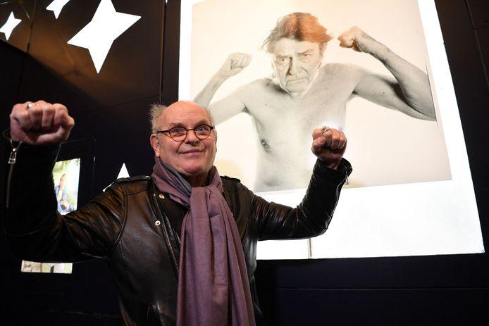 Jean-Francois Stevenin in 2019 bij een eerbetoon aan filmmaker Jean-Pierre Mocky in Parijs.