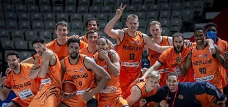 Pittige EK-loting voor Nederlandse basketballers: 'Maar dit biedt kansen'