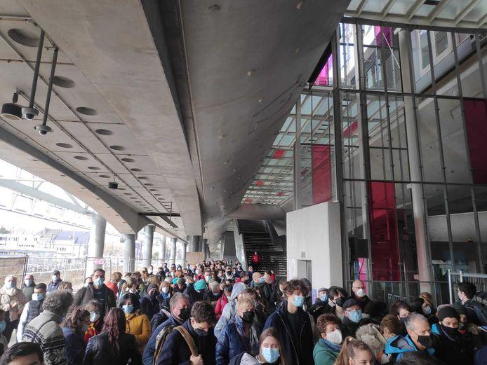 Gare de Gand-Saint-Pierre