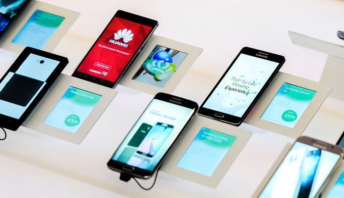 Verschillende soorten smartphones vergelijken? Stop ermee.