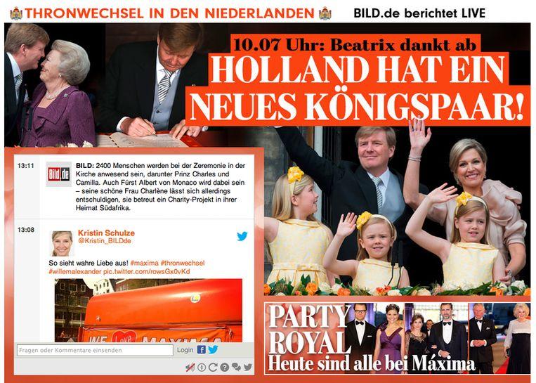 null Beeld bild.de
