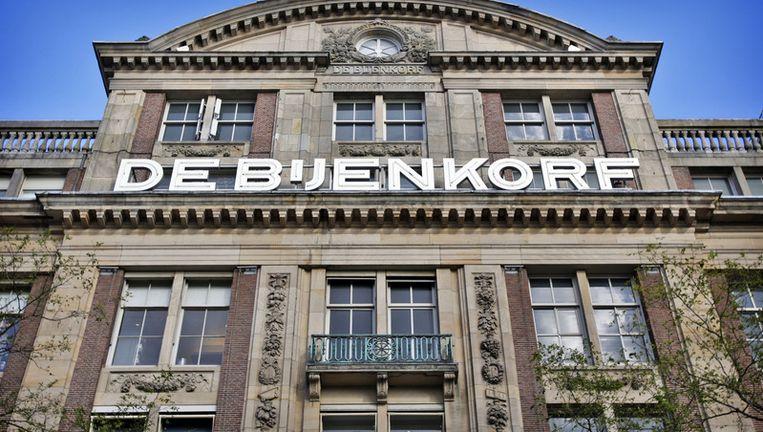 De Amsterdamse Bijenkorf. Foto ANP Beeld