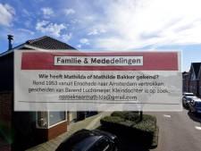 Hoe is het Mathilda vergaan, die zonder haar kinderen uit Enschede verdween?