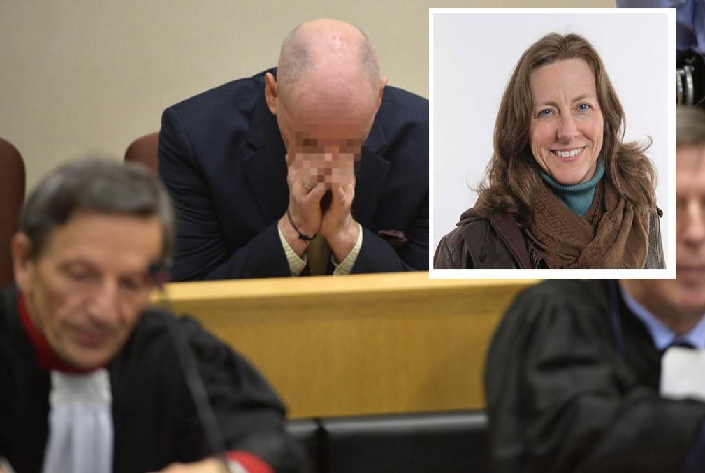 Renaud Hardy 'executeerde' Linda Doms (52) op 17 september 2015. Hij filmde de verkrachting, foltering en moord.
