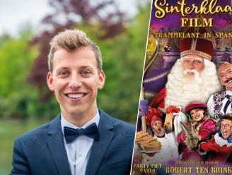 Lennart uit 'De Mol' speelt mee in nieuwe Sinterklaasfilm