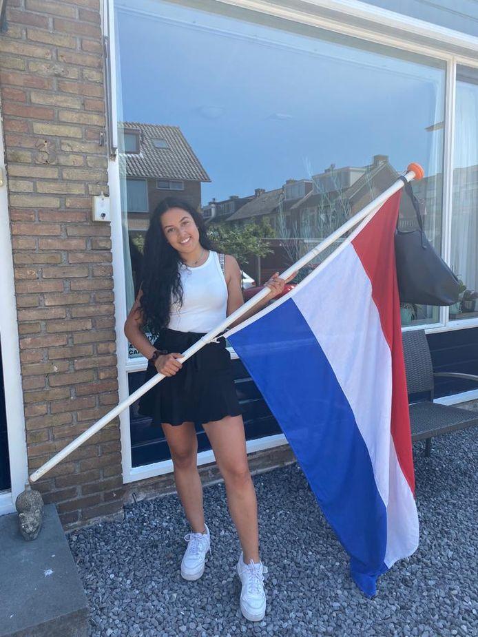 Tamar Supusepa uit Waddinxveen is geslaagd voor haar VMBO GT