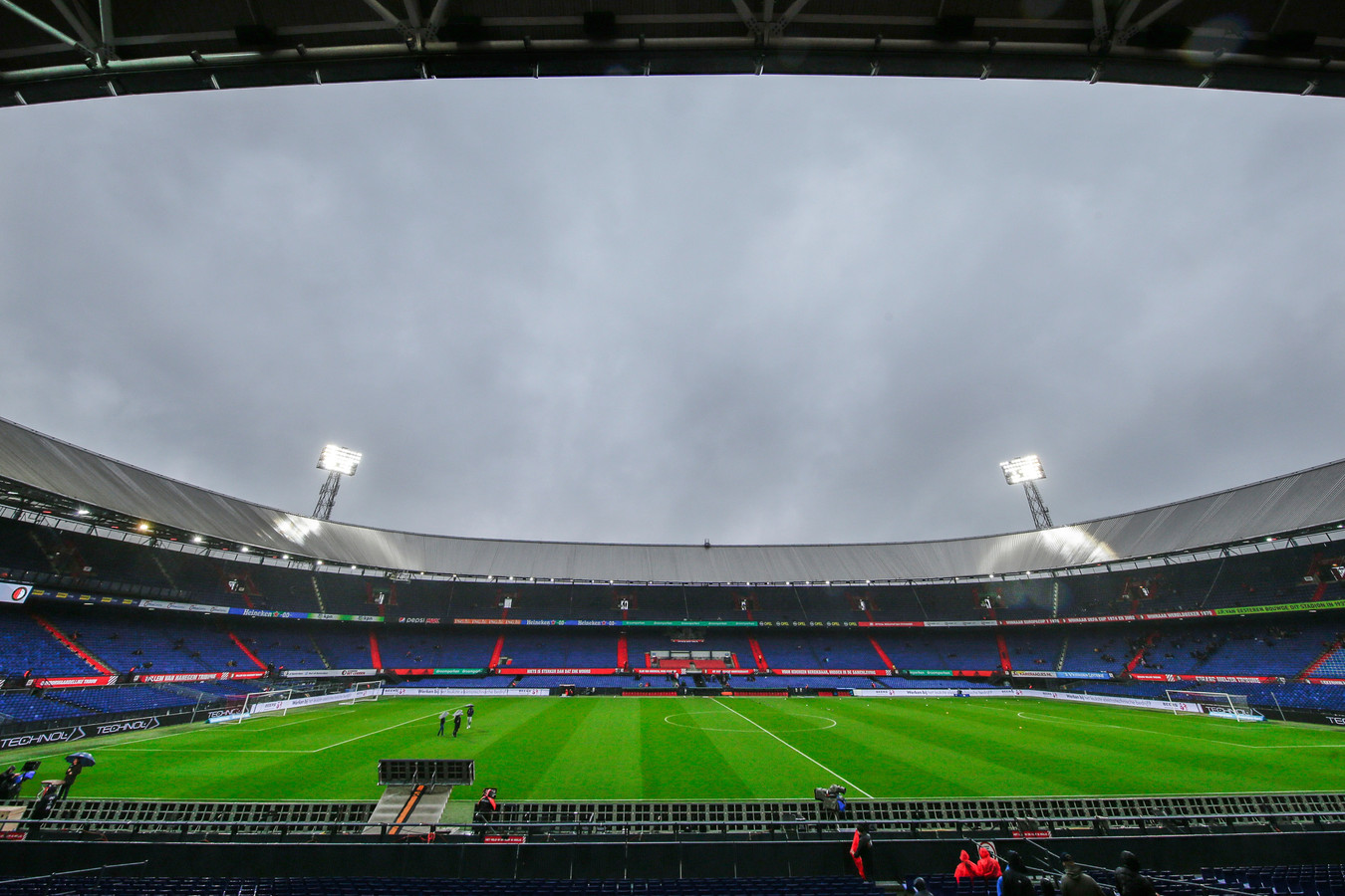 29-09-2019 Stadion Feyenoord De Kuip.
